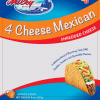 Milky 4 Cheese Mexican Shredded Cheese